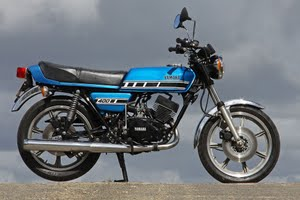 Original unrestored Yamaha RD400 for sale in UK from Proper Bikes