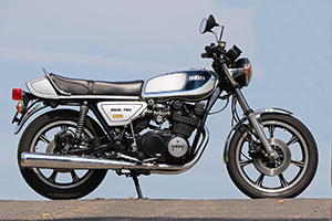 Yamaha XS750 1977 for sale. Incredible original condition with low mileage and superb history . Proper Bikes UK