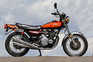 Kawasaki Z1 900 in exceptionally original and un-restored condition for sale in UK from Proper Bikes