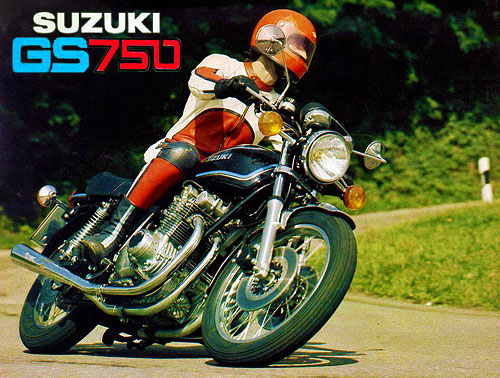 Suzuki GS750 for sale in UK in stunning un-restored and exceptional condition from Proper Bikes