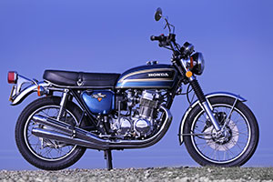 Honda CB750 K5 for sale in superb unrestored and original condition from Proper Bikes in the UK.