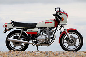 1979 Suzuki GS1000S Wes Cooley for sale in UK in superb original condition