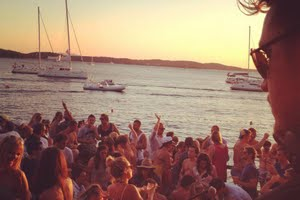 Here we provide a list of the sailing areas with the best nightlife