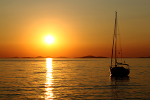 A list of our yacht charter areas that have the best weather.