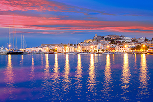 Ibiza yacht charters and sailing holidays