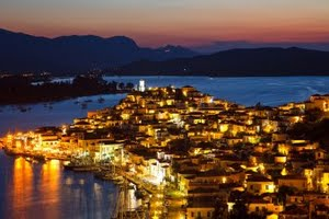 Sailing in the Saronic Islands of Greece
