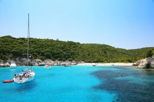 Ionian Islands Yacht Charter advice and sailing holiday deals