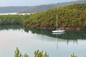 Bodrum yacht charter guide