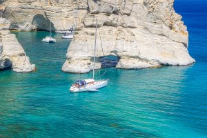 Cyclades Island sailing holiday guide