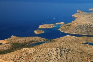 Sailing holidays to the Kornati Islands in Croatia