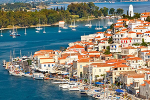 Greece yacht charter holidays
