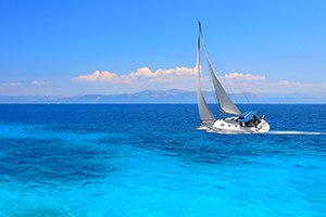 Cyclades Islands sailing holidays