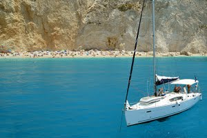 The best sailing areas in the Mediterranean for inexperienced sailors