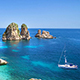 Here is our recommended 7 day yacht charter itinerary for Sicily