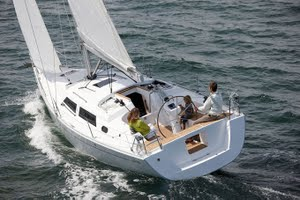 Hanse 325 for Yacht Charter