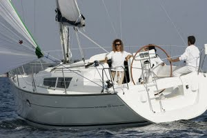 Sun Odyssey 32i Yachts for Charter
