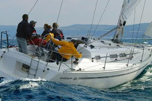 Elan 333 | 340 for yacht charter