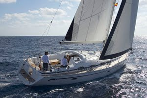Bavaria 43 Cruiser for yacht charter