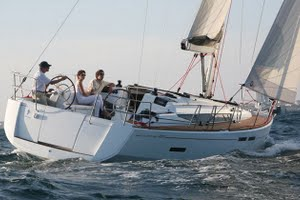 Sun Odyssey 409 for yacht charter