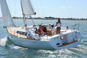 Oceanis 37 | 40 for yacht charter
