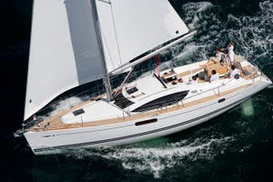Sun Odyssey 45 DS for yacht charter