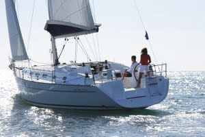 Beneteau Cyclades 43.3 ycht for charter