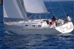 Dufour 385 yacht for charter