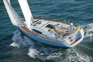 Oceanis 46 for yacht charter