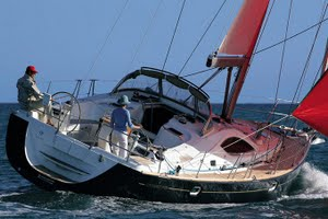 Sun Odyssey 45 | 49i | 49 | 50DS for yacht charter