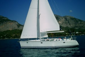 Sun Odyssey 43 | Gib Sea 43 for yacht charter