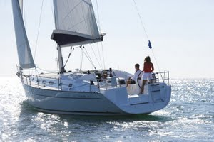 Cyclades 43.4 for yacht charter