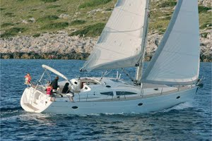 Elan 434 Impression for yacht charter