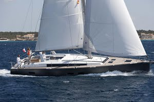 Oceanis 48 | 50 | 55 yacht for charter