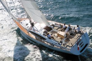 Jeanneau 53 | 57 yacht for charter
