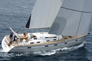 Bavaria 55 Cruiser yacht for charter
