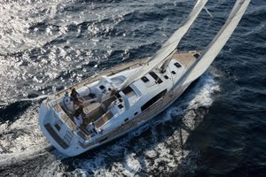 Oceanis 50 Family yacht for charter