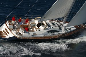 Sun Odyssey 54DS yacht for charter