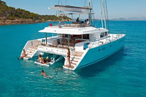 Lagoon 560 for yacht charter in Greece Croatia Turkey Italy and Spain