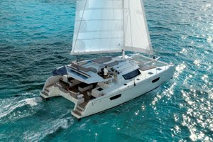 Saba 50 yacht for charter
