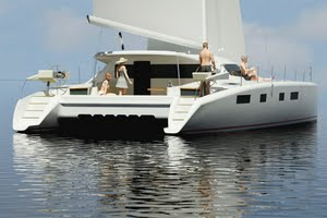 Nautitech 482 for yacht charter in turkey