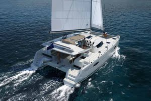 Helia 44 for yacht charter