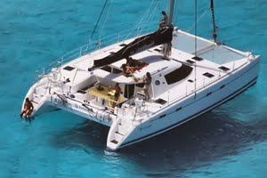 Nautitech 40 | 44 | 47 yacht for charter
