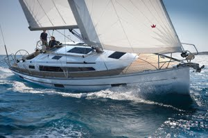 Bavaria Cruiser 37 yacht for charter in Fethiye