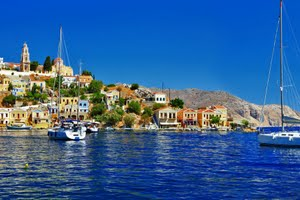 Charter A Yacht In The Dodecanese