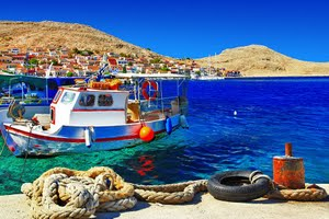 Sail In The Stunning Dodecanese