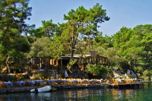 Explore the Lycian coast on a yacht charter
