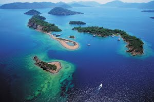 Charter a Yacht in Beautiful Turkey