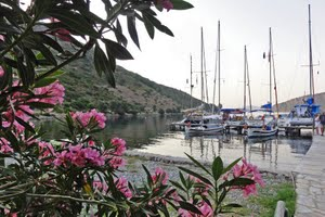 Beautiful yacht charters from Bodrum