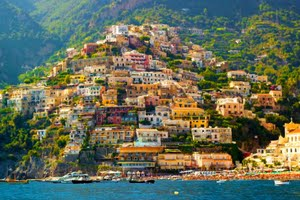 Beautiful yacht charters on the Amalfi Coast