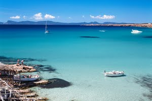 Explore Ibiza on a yacht charter